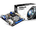ASRockC70M1 C70(1GHz/TB1.33GHz/2コア/TDP9W)/A50M/Mini-ITX