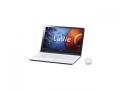 NEC Lavie S LS150/SSW PC-LS150SSW エクストラホワイト
