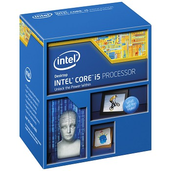 IntelCore i5-4440(3.1GHz/TB:3.3GHz) BOX LGA1150/4C/4T/L3 6M/HD4600/TDP84W