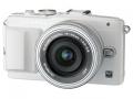 OLYMPUS PEN Lite E-PL6 14-42mm EZ レンズキット ホワイト
