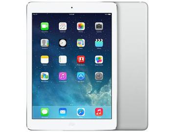 iPad Air Cellular 16GB シルバー(国内版SIMロックフリー) MD794J/A、MD794JA/A