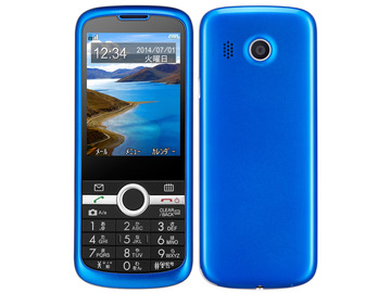 ZTESoftBank 301Z ブルー