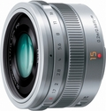 PanasonicLEICA DG SUMMILUX 15mm/F1.7 ASPH. H-X015-S [シルバー]