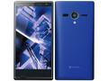 SHARPSoftBank AQUOS PHONE Xx 203SH ブルー