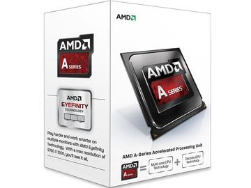 AMDA10-7800(3.5GHz/TC:3.9GHz) BOX FM2+/4C/L2 4MB/RadeonR7(8C) 720MHz/TDP65W