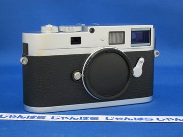 LeicaM モノクローム (シルバー)