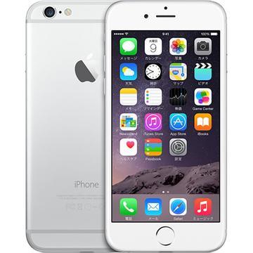 au iPhone 6 64GB シルバー MG4H2J/A