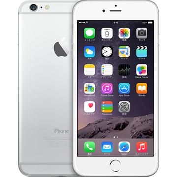 AppleiPhone 6 Plus 128GB シルバー (国内版SIMロックフリー) MGAE2J/A