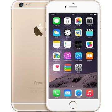 Apple SoftBank iPhone 6 Plus 16GB ゴールド MGAA2J/A
