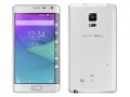 SAMSUNG au GALAXY Note Edge SCL24 Frost White