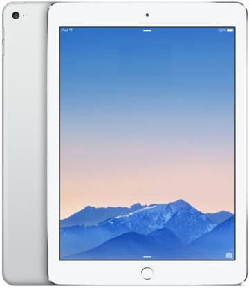 docomo iPad Air2 Cellular 128GB シルバー MGWM2J/A