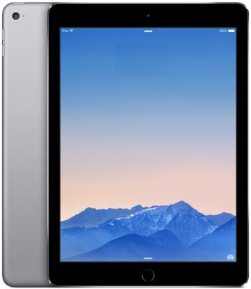 docomo iPad Air2 Cellular 16GB スペースグレイ MGGX2J/A