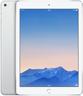 Apple au iPad Air2 Cellular 128GB シルバー MGWM2J/A
