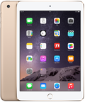 AppleSoftBank iPad mini3 Cellular 128GB ゴールド MGYU2J/A