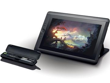 WACOMCintiq 13HD(DTK-1300/K0)[13.3インチ液晶ペンタブレット/1920x1080/筆圧感知:2,048]2013年4月