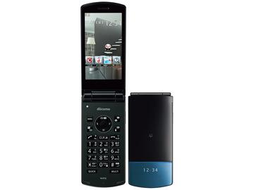 NECdocomo N-01G BLACK