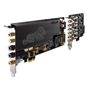 ASUSEssence STX II 7.1 PCI-Ex1/7.1ch出力用カード付属