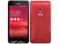 ASUSZenFone 5 (2014) LTE 16GB レッド (国内版SIMロックフリー) A500KL-RD16