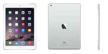 iPad Air Wi-Fiモデル 32GB シルバー MD789J/B