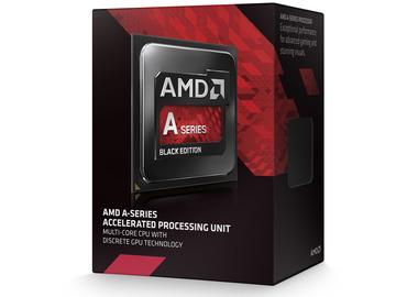 AMDA8-7650K(3.3GHz/TC:3.8GHz) BOX FM2+/4C/L2 4MB/RadeonR7(6C) 720MHz/TDP95W