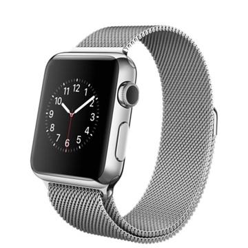 AppleApple Watch 38mm ステンレススチール/ミラネーゼループ MJ322J/A