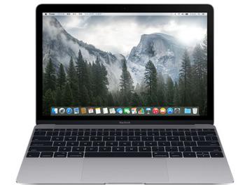 AppleMacBook 12インチ 256GB スペースグレイ MJY32J/A (Early 2015)