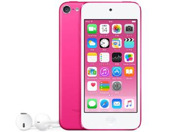 AppleiPod touch 128GB ピンク MKWK2J/A (2015/第6世代)
