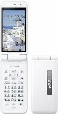 PanasonicSoftBank COLOR LIFE 5 WATERPROOF 401PM ホワイト