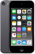 AppleiPod touch 16GB スペースグレイ MKH62J/A (2015/第6世代)