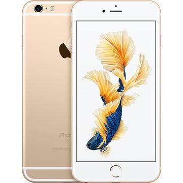 Apple au iPhone 6s Plus 16GB ゴールド MKU32J/A