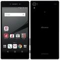 SONYdocomo Xperia Z5 Premium SO-03H Black