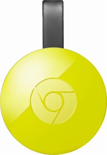 GoogleChromecast(2015) レモネード NC2-6A5 GA3A00210A16Y20(国内モデル)