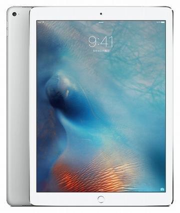 AppleSoftBank iPad Pro 12.9インチ(第1世代) Cellular 128GB シルバー ML2J2J/A