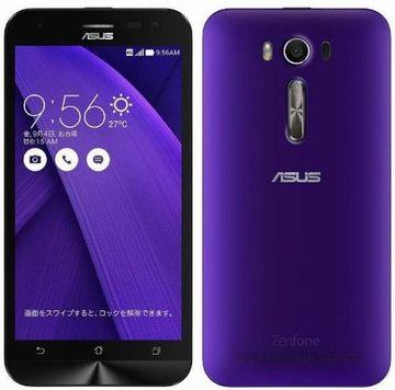 ASUSIIJmio ZenFone 2 Laser 5インチ 16GB パープル (国内版SIMロックフリー) ZE500KL-PR16
