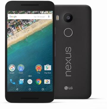 LG電子Nexus 5X LG-H791 32GB カーボン(海外版SIMフリー)