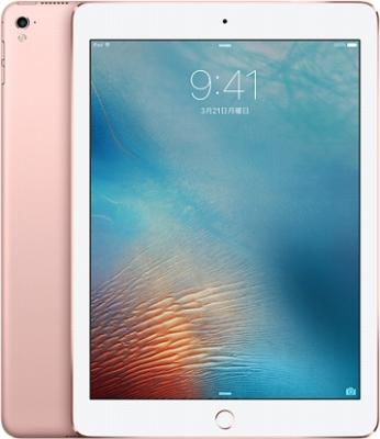 au iPad Pro 9.7インチ Cellular 256GB ローズゴールド MLYM2J/A