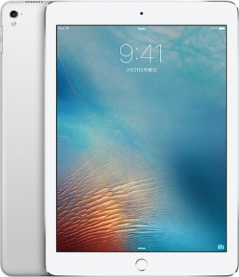 iPad Pro 9.7インチ Cellular 256GB シルバー(国内版SIMロックフリー) MLQ72J/A