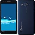 LG電子au Qua phone PX LGV33 ネイビー