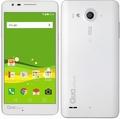 LG電子au Qua phone PX LGV33 ホワイト