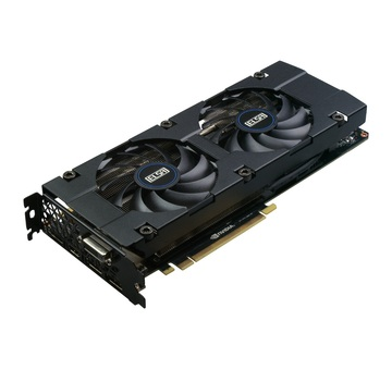 ELSAGeForce GTX 1080 8GB S.A.C(GD1080-8GERXS) GTX1080/8GB(GDDR5X)/PCI-E