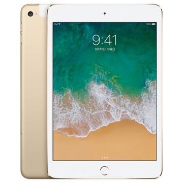 au iPad mini4 Cellular 32GB ゴールド MNWG2J/A