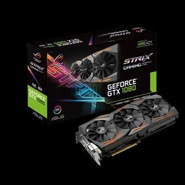 ASUSROG STRIX-GTX1080-A8G-GAMING GTX1080/8GB(GDDR5X)/PCI-E