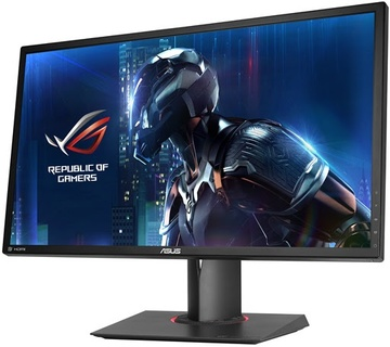 ASUS ROG SWIFT PG248Q [24インチワイド/非光沢/1920x1080/TN/1ms(GtoG)/G-SYNC/180Hz]2016年9月