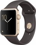 AppleApple Watch Series2 42mmゴールドアルミニウム/ココアスポーツバンド MNT72J/A