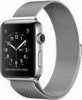 Apple Apple Watch Series2 42mmステンレススチール/ミラネーゼループ MNU02J/A