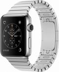 AppleApple Watch Series2 42mmステンレススチール/リンクブレスレット MNTY2J/A