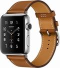 AppleApple Watch HERMES Series2 42mmシンプルトゥール ヴォーバレニア(フォーヴ)レザー MNUF2J/A