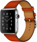 AppleApple Watch HERMES Series2 42mmシンプルトゥール ヴォーエプソン(フー)レザー MNUG2J/A