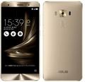 ASUSZenFone 3 Deluxe 5.7インチ 6GB 256GB ゴールド (国内版SIMロックフリー) ZS570KL-GD256S6