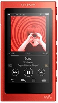 SONYWALKMAN(ウォークマン) NW-A35 16GB シナバーレッド